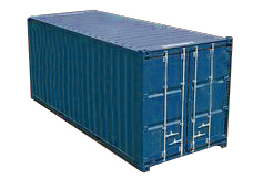 CONTAINER SPECIFICATION - SEA