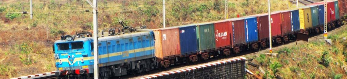 Rail Freight Forwarding Logistics & Transport Services Company